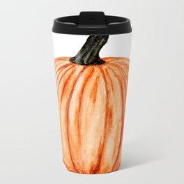 Pumpkin Patch Metal Travel Mug