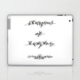 Champion of Ladydom No. 4 Laptop & iPad Skin