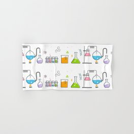 Chemistry Hand & Bath Towel