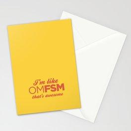 OMFSM Stationery Cards