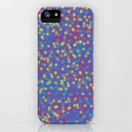 Confetti Carnival iPhone Case
