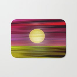 Colored is the world. Bath Mat