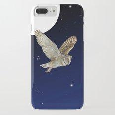 Barn Owl in Flight  iPhone 7 Plus Slim Case