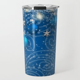 Christmas decoration Travel Mug