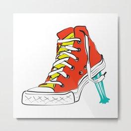 Gum Metal Print