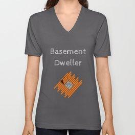 Basement Dweller Unisex V-Neck