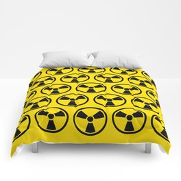 Radioactive Pattern Comforters