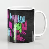 wasted rita Mugs featuring Wasted by Last Call