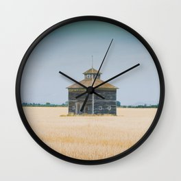 A Fine Vintage Wall Clock