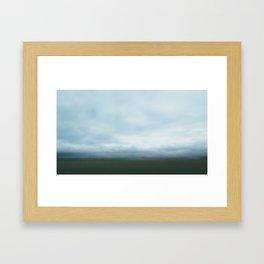 bluegrass parkway Framed Art Print