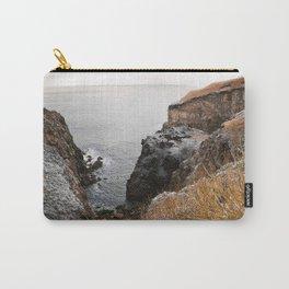 Coastal landscape Carry-All Pouch