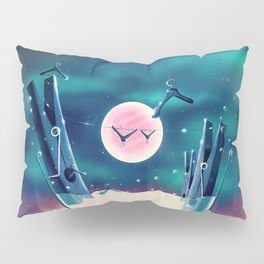 Moon Wash Pillow Sham