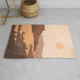 Deep River Country Rug