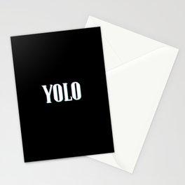YOLO Stationery Cards