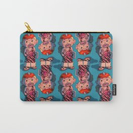monster(oni) on sunset Carry-All Pouch