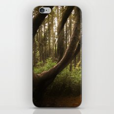 The Twisted Tree iPhone Skin