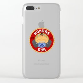 Honda's Gym Clear iPhone Case