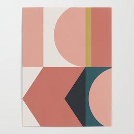 Maximalist Geometric 02 Poster