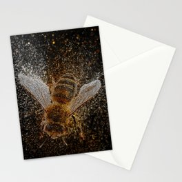 Bees Are Magic Stationery Cards
