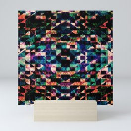 THE RISING Mini Art Print