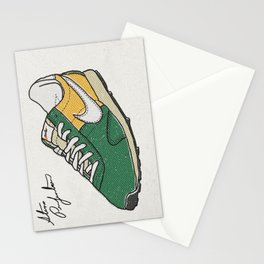 Steve Prefontaine Bleed Quote - Nike Stationery Cards