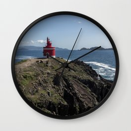 Cabo Home lighthouse Wall Clock
