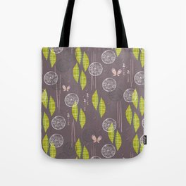 Butterflies are mod Tote Bag