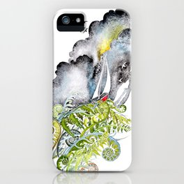 North Coast iPhone Case