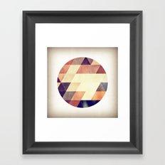 myx_fryme Framed Art Print