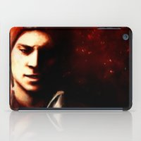 infamous iPad Cases featuring InFAMOUS: Second Son by Kate Dunn