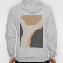 Minimal Abstract Art 42 Hoody