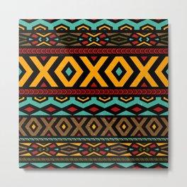 Tribal dance Metal Print