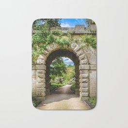 Archway, Chatsworth House. Bath Mat