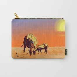 Barbados' Gold, Creatures of the Caribbean Carry-All Pouch