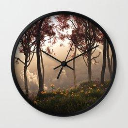 Skygate (Autumn) Wall Clock