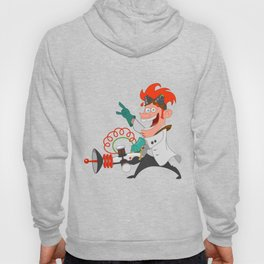 crazy scientist Hoody
