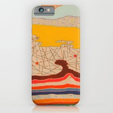 obstructions iPhone 6s Slim Case