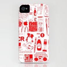 Graphics Design student poster iPhone (4, 4s) Slim Case