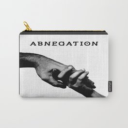 ABNEGATION - DIVERGENT (draw by me) Carry-All Pouch
