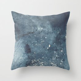 Sky Mapping Throw Pillow