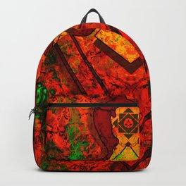 Forged in Fire Backpack