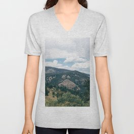Switzerland Trail Unisex V-Neck