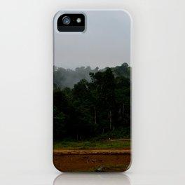 Rainforest Religion iPhone Case