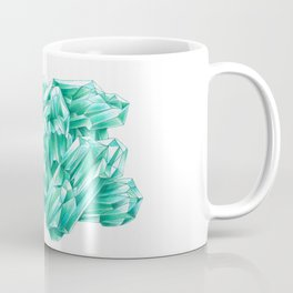 Vivid Green Coffee Mug
