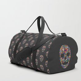 Under Your Skin in Glorious Technicolor Duffle Bag