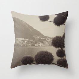 Lugano Throw Pillow