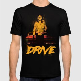 Drive (On the Beach) T-shirt