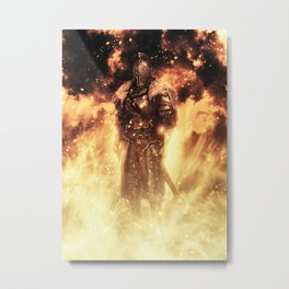Bearer of the Curse  Metal Print