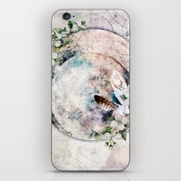 Strawberry Moon iPhone Skin