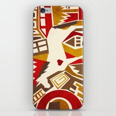 Abstract Pattern Unicorn iPhone & iPod Skin